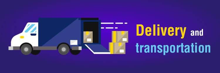 business ideas in india for beginners - Delivery and transportation