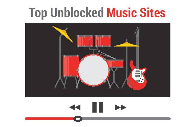 free unblocked music sites at school