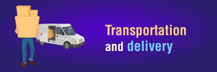 online business ideas for students in india - Transportation And Delivery