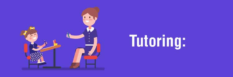 startups for college students in india - tutoring