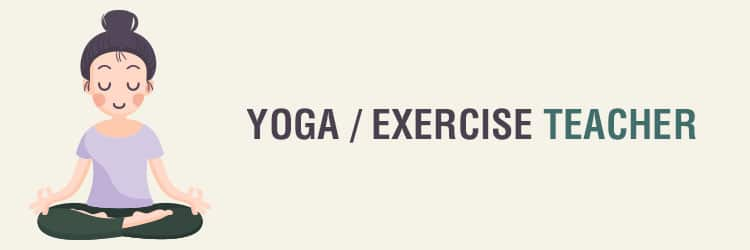 Yoga/Exercise Teacher