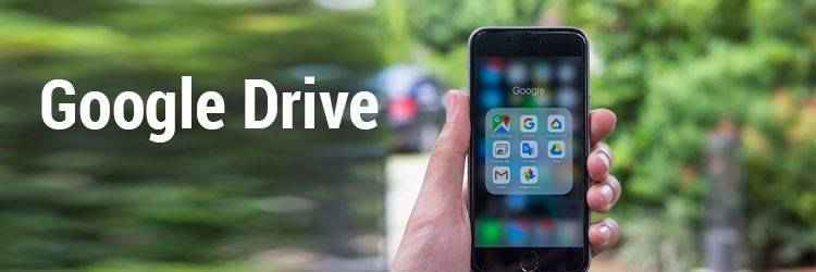 Google Drive free file sharing