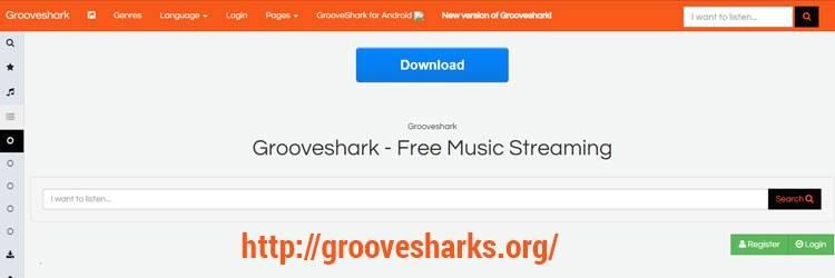 groovesharks unblocked music sites