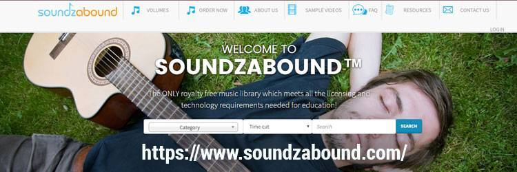 soundzabound unblocked music sites free
