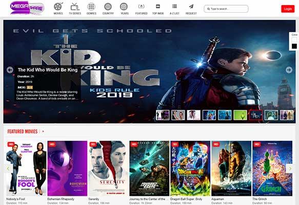 Watch full movies online Megasharesc 2019