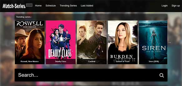 WatchSeries Watch TV Series Online Primewire 2019