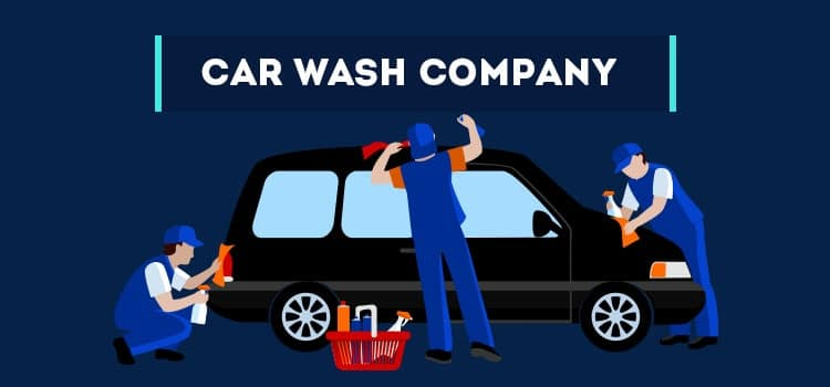 Car Wash Company business