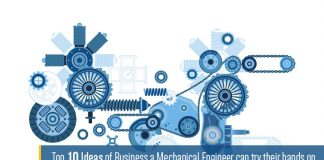 Top 10 Ideas of Business a Mechanical Engineer can try their hands on