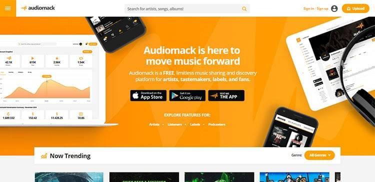 soundcloud alternatives