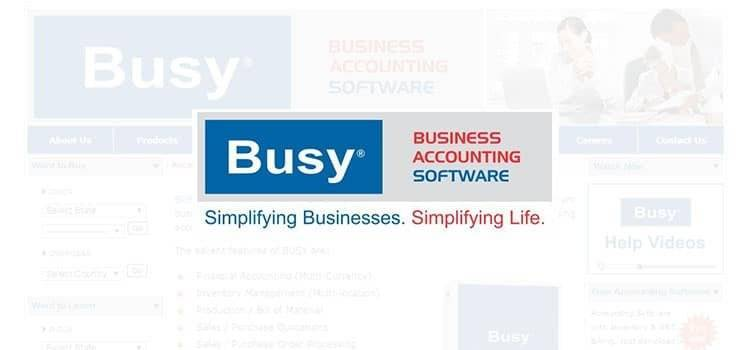 Busy Accounting Services