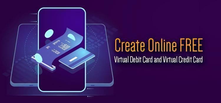 create online virtual card