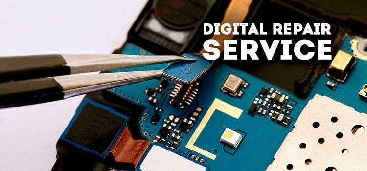 Digital repair service