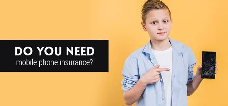 mobile insurance india