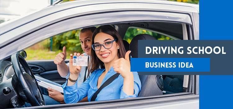 Driving School Business Idea