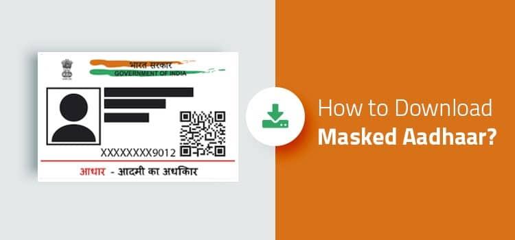 How to Download Masked Aadhaar