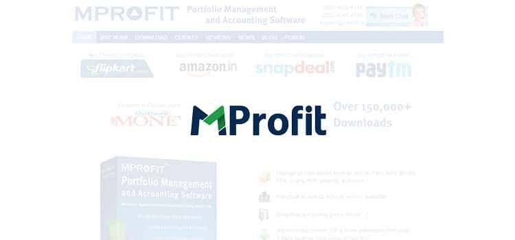 MProfit - free accounting software for small business in india