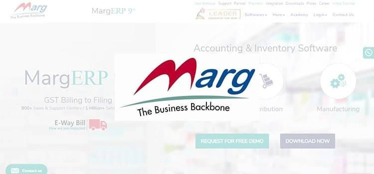 Marg - free accounting software india