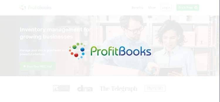 Profitbooks - free accounting software