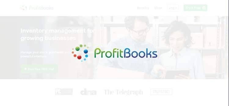Profitbooks - free accounting software