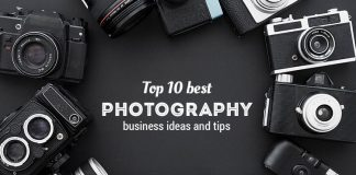 best photography business ideas