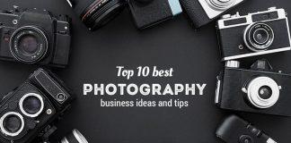 best photography business ideas