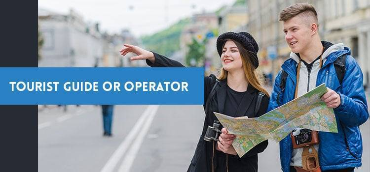 Tourist Guide or Operator