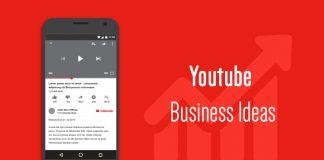 Youtube Business Ideas