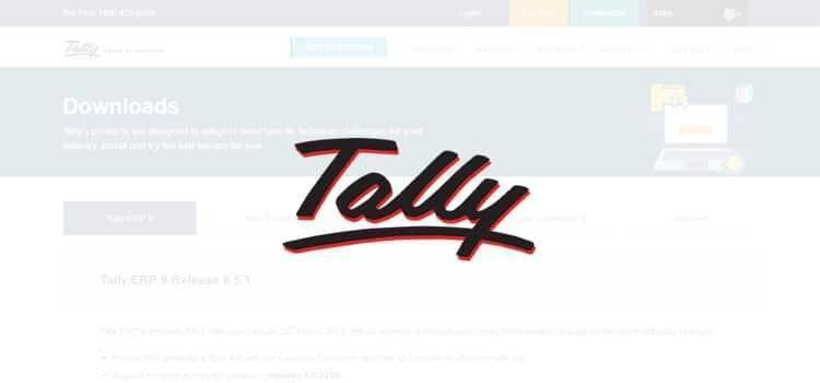 tally- indian accounting software free download