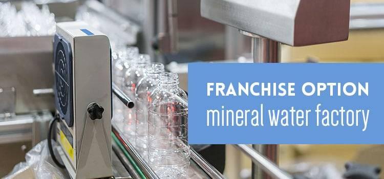 startup bottled water business