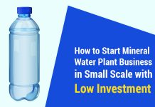 How to Start Mineral Water Plant Business in Small Scale with Low Investment