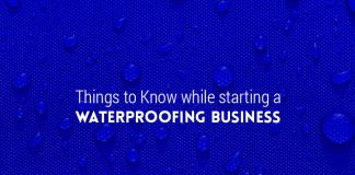 starting your own waterproofing company