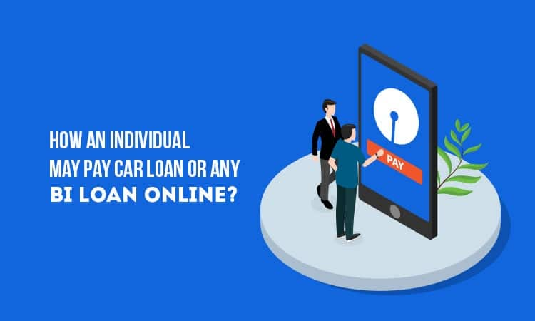 sbi loan payment online