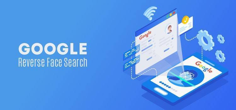 Google reverse face search