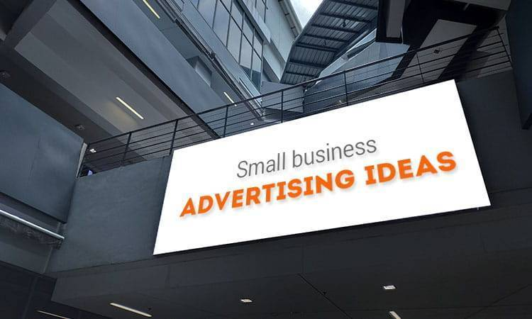 small business free advertising ideas