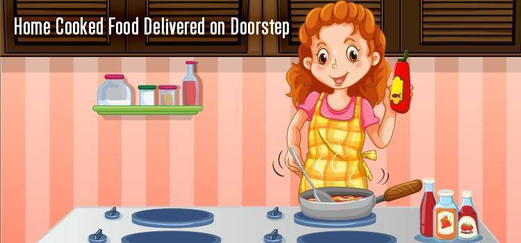 Home Cooked Food Delivered on Doorstep