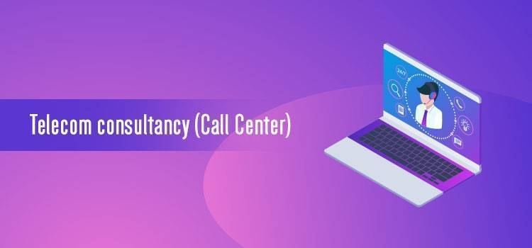Telecom consultancy (Call Center)