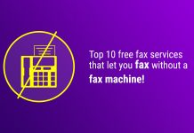 Top 10 free fax services that let you fax without a fax machine