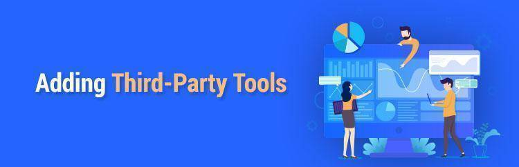 Adding Third-Party Tools