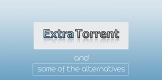 Extratorrent and some of the alternatives
