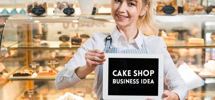 Cake Shop Business Idea