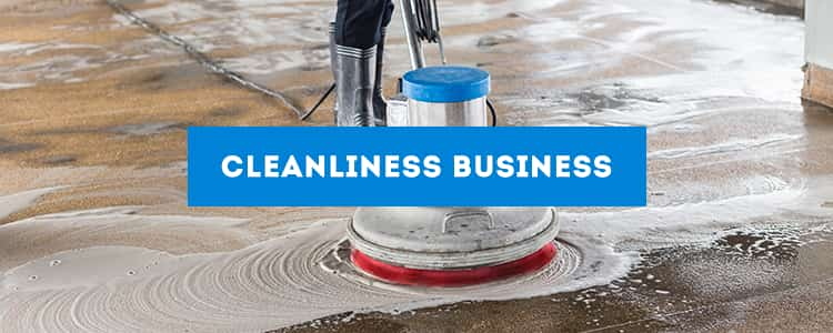 CLEANLINESS BUSINESS